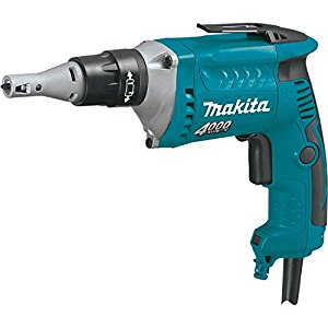 Makita FS4200 6 Amp Drywall Screwdriver : A great tool to have around the  house